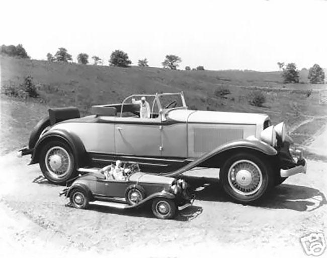 Самый большой легковой автомобиль в мире