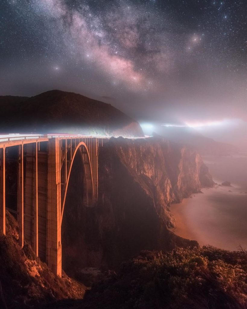 Безумные пейзажи в Калифорнии Руди Серрано