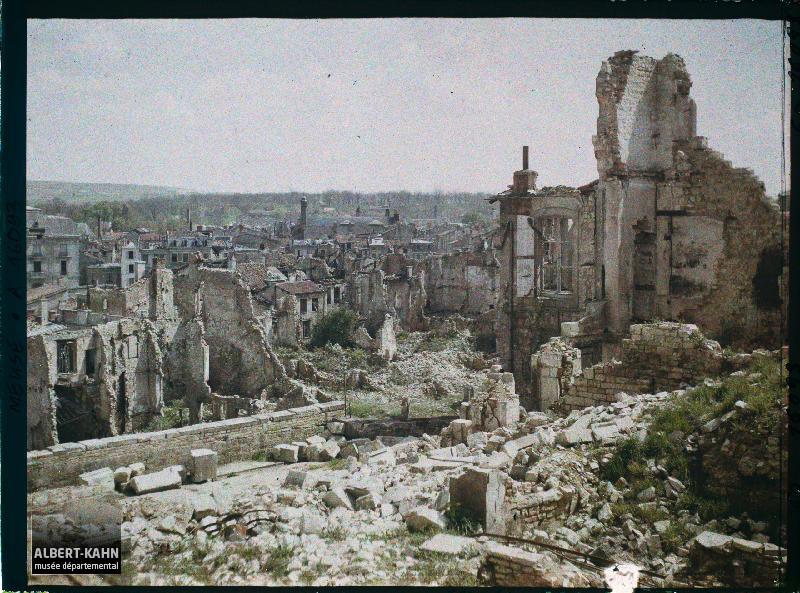 Послевоенный мир 100 лет назад