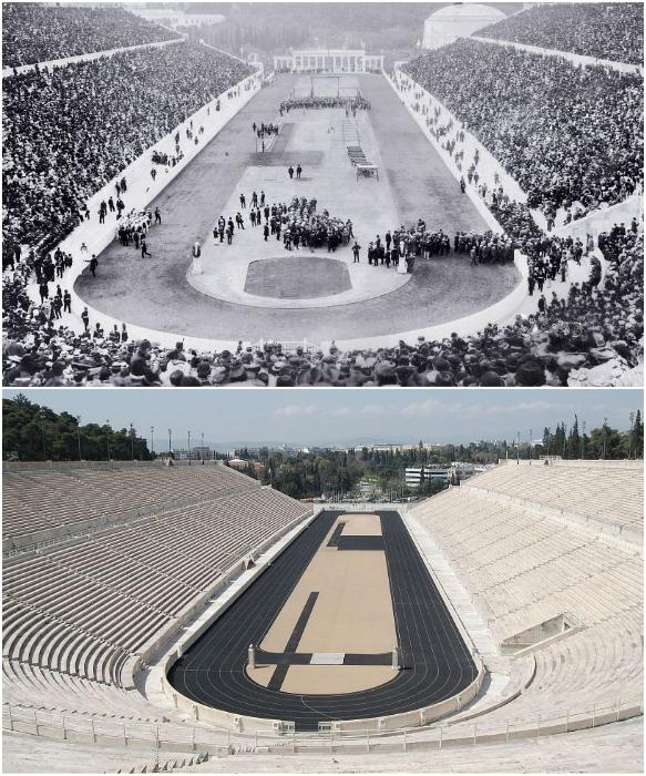 От амфитеатров Древнего Рима до суперсовременных спортивных сооружений
