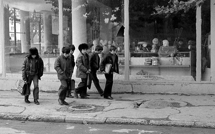 Повседневная жизнь Грузии в 1976 году