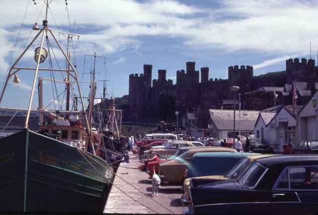 45 увлекательных фотографий, запечатлевших жизнь Уэльса в 1970-х годах