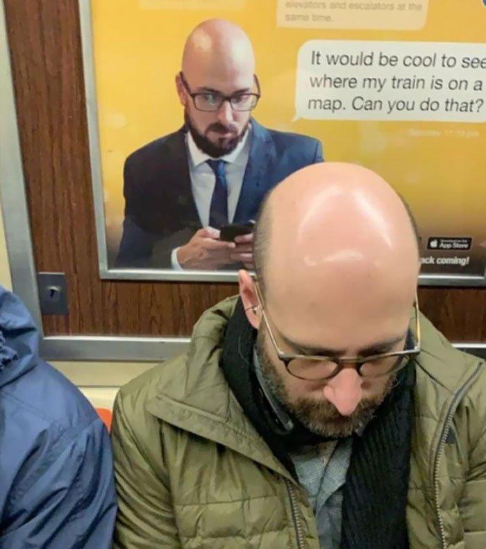 Люди нашедшие своих двойников