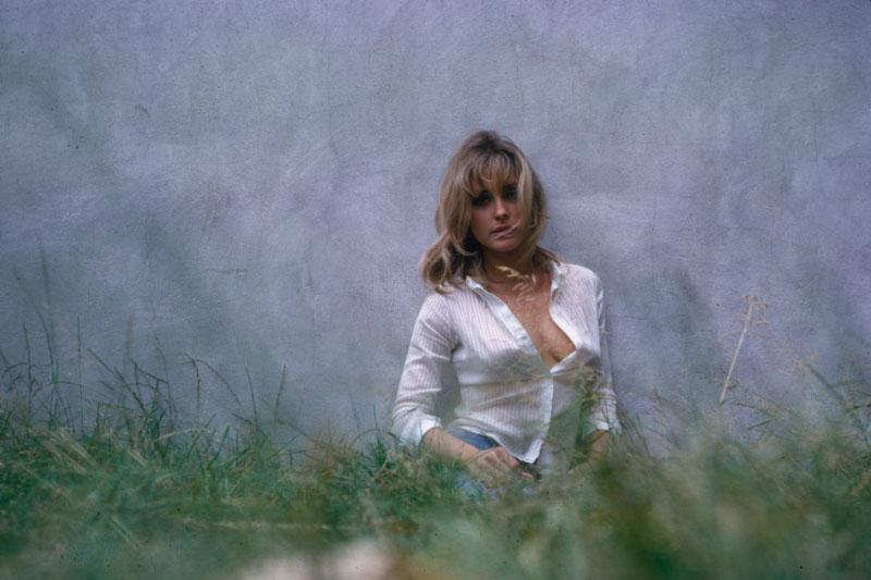 Красивые фотографии Шэрон Тэйт, сделанные Джерри Шатцбергом в 1966 году