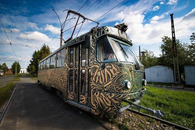 Новый облик российского трамвая