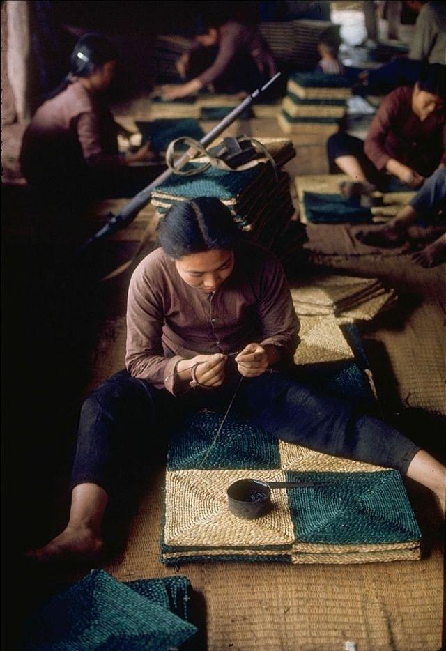 Редкие винтажные цветные фотографии Северного Вьетнама 1967 года