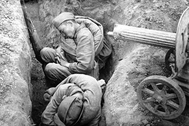 Как солдаты Красной армии выживали в -40 °C, ночуя на снегу?