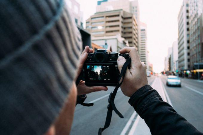 10 способов сделать хорошие фотографии на улице
